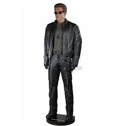 TERMINATOR 3: RISE OF THE MACHINES (2003) - The Terminator's (Arnold Schwarzenegger) Costume