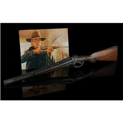 UNFORGIVEN (1992) - Will Munny's (Clint Eastwood) Stunt Shotgun
