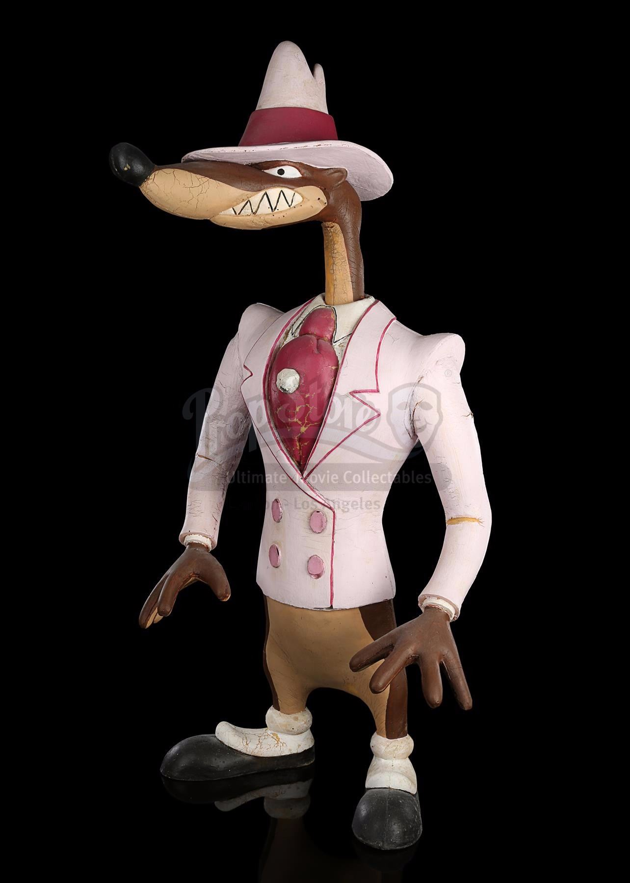 WHO FRAMED ROGER RABBIT (1988) - Full-Scale Smart Ass Weasel Stand-In