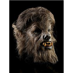 WOLFMAN, THE (2010) - Lawrence Talbot Wolfman Mask