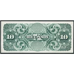 Study group of 11 world (mostly Latin American) reverse proof notes, ca.1880s-1990s, uniface.