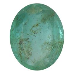 2.21 ctw Oval Emerald Parcel