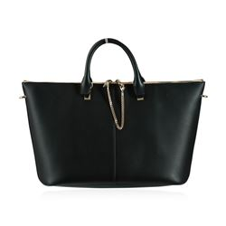 Chloe Baylee Large Black Shoulder Bag