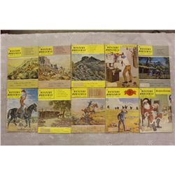 1968 The Western Horseman Magazines (10)(Near Complete)(Missing Jan&Nov)