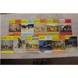 The Western Horseman Magazines(1974)(11)(Near Complete)(Missing April)