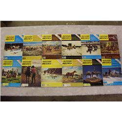 The Western Horseman Magazines(1978 Complete Year)