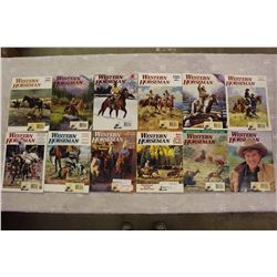The Western Horseman Magazines(1997 Complete Year)