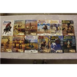 The Western Horseman Magazines(1998 Complete Year)