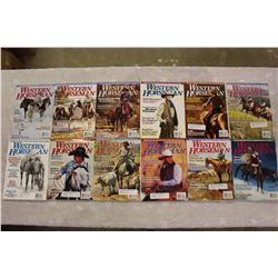 The Western Horseman Magazines(2002 Complete Year)