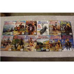 The Western Horseman Magazines(2003 Complete Year)