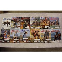 The Western Horseman Magazines(2004 Complete Year)
