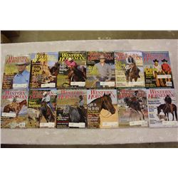 The Western Horseman Magazines(2006 Complete Year)