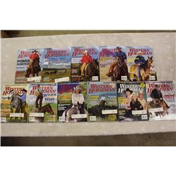 The Western Horseman Magazines(2008)(Near Complete)(Missing March)