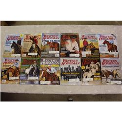 The Western Horseman Magazines(2009 Complete Year)