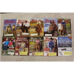 The Western Horseman Magazines(2010)(Near Complete)(Missing March,Aug)