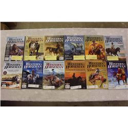 The Western Horseman Magazines(2011 Complete Year)