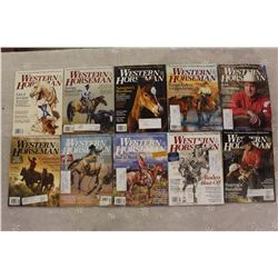 The Western Horseman Magazines(2013)(Near Complete)(Missing Aug,Sept)