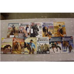 The Western Horseman Magazines(2014)(Near Complete)(Missing Feb)