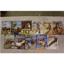The Western Horseman Magazines(2015)(Near Complete)(Missing July)