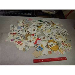 Huge Lot Of Vintage Stamps