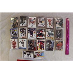 Lot of Assorted Hockey Cards (20 Packs)