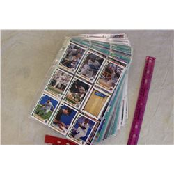 Score 1991 MLB Cards (270 Cards)(30 Pages)