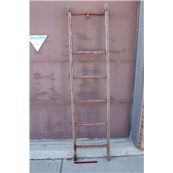 Wooden Ladder 7'