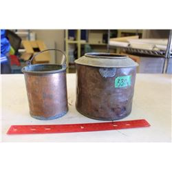 Trappers Copper Pot