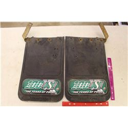 Pair Of Rough Rider Mud Flaps