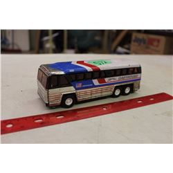 Ertl Toy Greyhound Bus