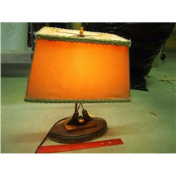Working Curling Electric Lamp