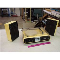 Dorchester Stereo Music Maker, Record Player (Working)