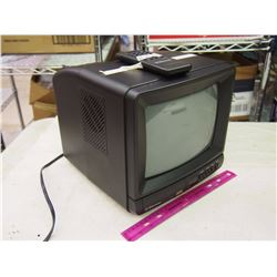 "Vintage Emerso 9"" ZC/DC Motorhome TV, Working"