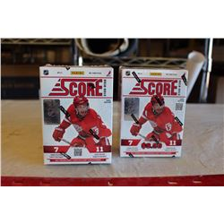 2012-13 & 2013-14 SCORE Hockey Cards (Both Sealed Boxes)