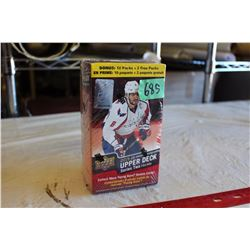 Sealed Box of 2015-16 Upper Deck Series 2 Hockey Cards