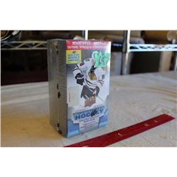 Sealed box of 2013-14 Upper Deck Series 2 Hockey Cards