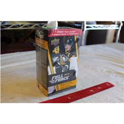 Sealed Box of 2015-16 Full Force Hockey Cards