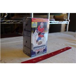 Sealed Box of 2013-14 Upper Deck Series 1 Hockey Cards