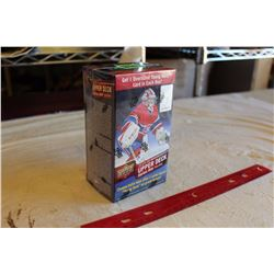 Sealed Box of 2015-16 Upper Deck Series One Hockey Cards