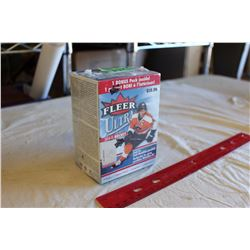 Sealed box of 2014-15 Fleer Ultra Hockey Cards