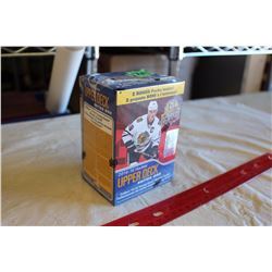 Sealed box of 2014-15 Upper Deck Series One Hockey Cards
