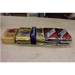 Lot of 48 Sealed Packs of Baseball Cards