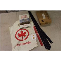Lot of Air Canada Items