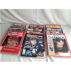Lot Of Hockey Magazines (12)