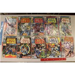 Lot Of Star Wars Comics (#1(Repro), 8,9,10,11,12,13,14,15,25th Anniversary)