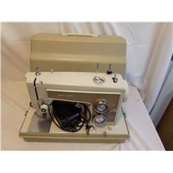 Sears Portable Sewing Machine, Kenmore