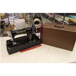 Hudson Bay Co. Portable Sewing Machine