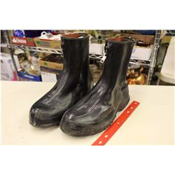 Pair of Action Rubber Vintage Galoshes