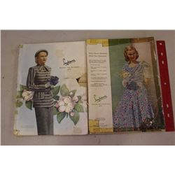 1949&1950 Simpson's Catalogues (Spring/Summer)