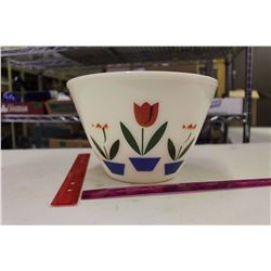 Fire King Tulip Bowl (Large)